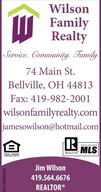 wilson family realty
